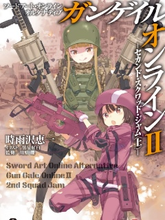 刀剑神域外传 Gun Gale Online —特攻强袭<br/><strong style='color:red;'>更新到第15话</strong>